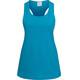 Peak Performance Track - Camisa sin mangas Mujer - azul